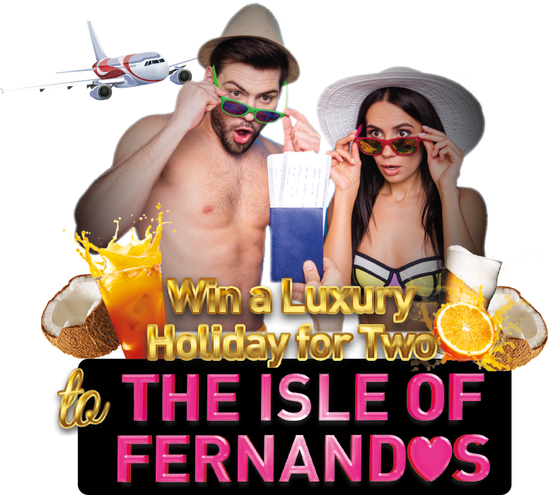 Win a Luxury Hilday for Two to the Isle of Fernandos